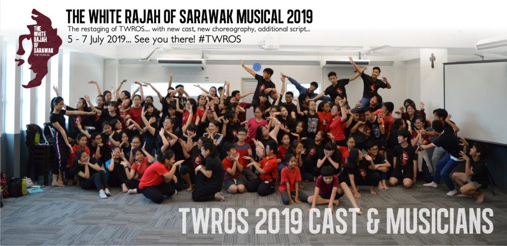 Cast and Crew - St Joseph's Family of Schools, Kuching