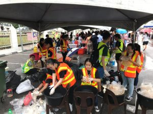 Managing Waste – A Reflection on Voluntary Work at the Parish Family Day