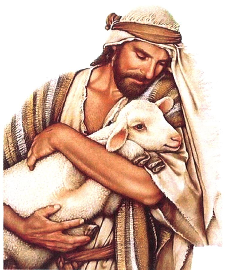 Jesus the Good Shepherd, St Joseph the Worker and Us