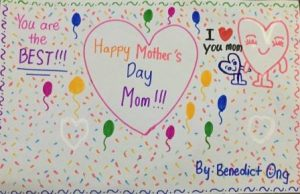 Mother's Day 2020 during MCO