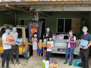 Visiting a Family in Need