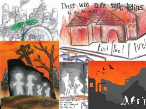 There Will Come Soft Rains – a collage of assignments