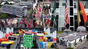 A showcase of Hari Malaysia 2020 with videos
