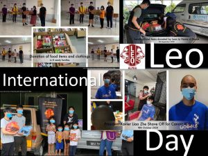 Hope Connects – International Leo Day 2020