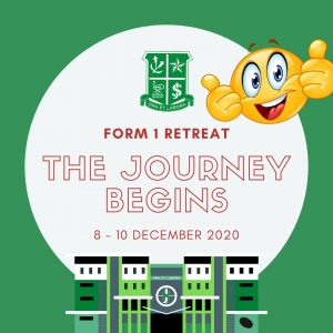 Virtual Form One Retreat Camp