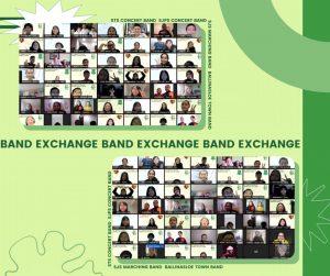Band exchange with Ballinasloe Town Band