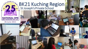 Fun and challenging at the same time – sharing on BK21 Quiz