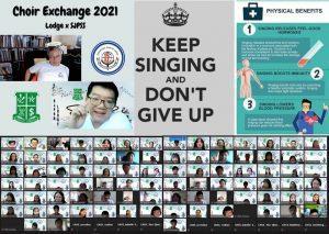 SJPSS & LNSS Choir Exchange 2021