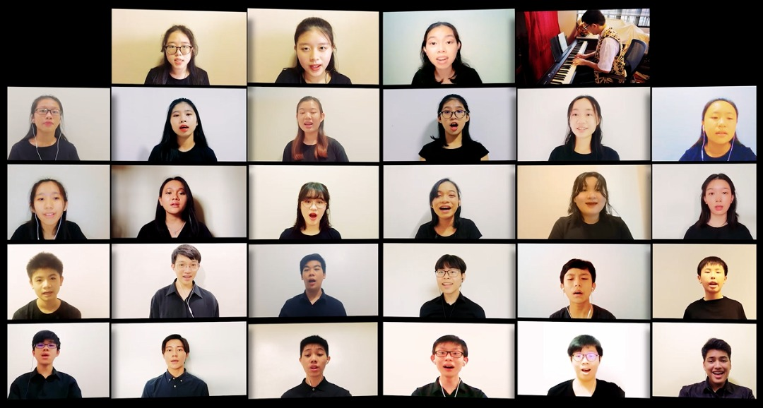 SJPSS Choir sings a gold at the Malaysian Choral Eisteddfod