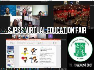 SJPSS VIRTUAL EDUCATION FAIR 2021