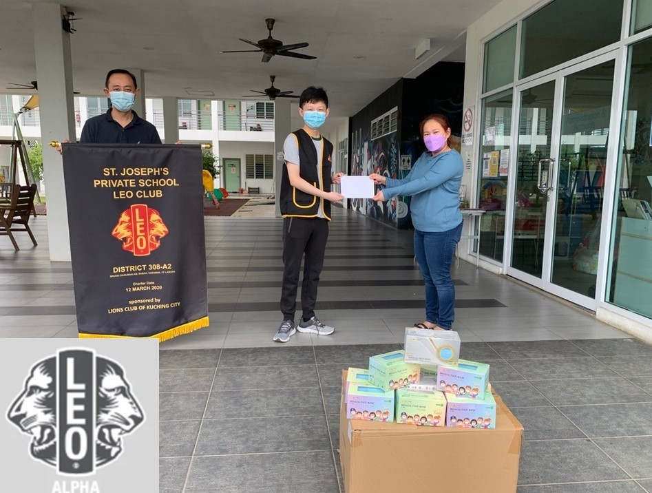 Visit and contribution of face masks to SCCS